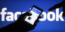 Facebook, plus grand réseau social au monde, revendique 2,13 milliards d'utilisateurs actifs mensuels.