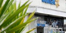 WALMART: BÉNÉFICE INFÉRIEUR AUX ATTENTES AU QUATRIEME TRIMESTRE, LE TITRE BAISSE