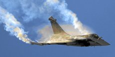 Le Rafale de Dassault Aviation Copyright Reuters