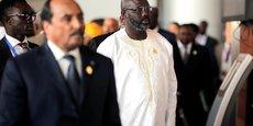 LE LIBÉRIEN WEAH À PARIS POUR PARLER SPORT ET DÉVELOPPEMENT