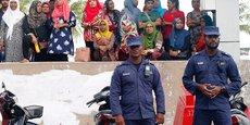 L'ÉTAT D'URGENCE PROLONGÉ DE 30 JOURS AUX MALDIVES