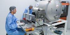 Dix entreprises du spatial ont décidé de s'unir autour du label Newspace factory pour exporter leurs produits.