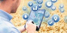 Selon une étude 2016 du forum Les Agrinautes, 80% des exploitations agricoles françaises utilisent Internet au moins une fois par jour pour leur activité.