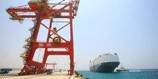 Inauguré en 2003, le port de Doraleh a nécessité un total d'investissements de 590 millions de dollars.