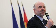 Pierre Moscovici veut que la directive européenne entre en place avant la fin de son mandat en 2019.