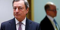 L'ancien gouverneur de la Banque d'Italie et actuel président de la BCE est convaincu que la monnaie unique est irréversible.