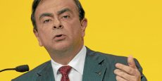 Carlos Ghosn, PDG de Renault. Copyright Reuters
