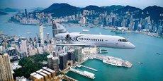 Le Falcon 6X promet une autonomie maximale supérieure à 10.100 km