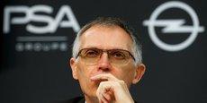 Carlos Tavares croit au redressement d'Opel mais également des ventes en Chine grâce à l'offensive des gammes SUV.