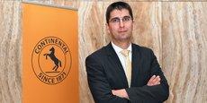 Gilles Mabire, nouveau PDG de Continental France.