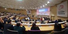 Une séance de débriefing de l'édition 2018 du CES était organisée, jeudi 1er mars, avec les 40 startups membres de la délégation soutenue par la Région Nouvelle-Aquitaine.