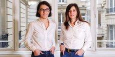 Nathalie Balla, coprésidente de La Redoute et Delphine Remy-Boutang cofondatrice de la Journée de la Femme Digitale