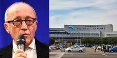 Jean-Louis Chauzy, président du Ceser Occitanie, s'élève contre la gestion de l'aéroport depuis l'arrivée de Casil Europe.