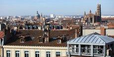 La Métropole cherche à densifier Toulouse.