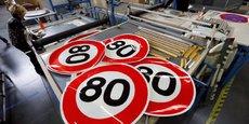 La limitation de vitesse à 80 km/h sur les routes secondaires suscite principalement le mécontentement des populations rurales.