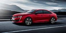 La nouvelle Peugeot 508 espère avoir franchi un nouveau seuil dans la stratégie de montée en gamme de la marque.