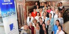 Le Cercle des Femmes du Grand Paris agit pour la promotion des femmes qui réalisent la ville-monde de l'avenir.