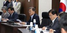La Corée du Sud va utiliser tous les moyens possibles pour répondre à la décision des Etats-Unis de taxer les importations d'aluminium et d'acier.