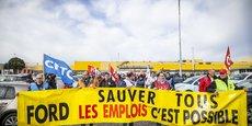 Les syndicats de Ford Aquitaine Industries veulent toujours y croire.