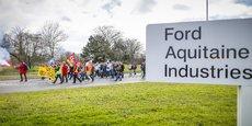 Les salariés de Ford Aquitaine Industries restent mobilisés.