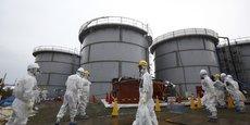 Le 11 mars 2011, la centrale nucléaire Fukushima Daiichi avait été gravement endommagée après un tsunami. Au niveau du réacteur 4, dont le cœur n'a pas fondu, les travaux d'enlèvement des assemblages de combustible situés dans la piscine ont été achevés fin 2014.