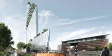 Le permis de construire de la Tour Occitanie devrait être déposé fin avril.