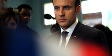 Interrogés en janvier, 17% des Français déclaraient soutenir l'action menée par Emmanuel Macron et le gouvernement et ce score reste inchangé en mars.