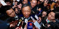 Fait étonnant, pour un haut responsable chinois, Yi Gang a vécu une quinzaine d'années aux Etats-Unis.