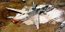 Accident du Boeing 777 de la compagnie sud-coréenne Asiana Airlines à San Francisco.