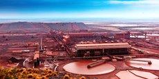 A cheval entre le Cameroun et le Congo, le gisement de fer de Mbalam-Nabeba recèle un potentiel de 40 millions de tonnes.