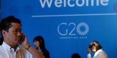 Le sommet du G20 Finances promet de vifs échanges entre les représentants de la Chine et ceux des États-Unis.