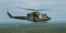 La future force d'appui canadienne au Mali est composée, en plus d'une équipe médicale, de deux hélicoptères Chinook, pour des opérations de transport et de logistique, et de quatre hélicoptères Griffon qui leur offriront une protection armée.