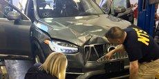 Les partisans de la voiture autonome veulent prouver que cette technologie est plus sûre que la nature humaine.