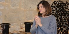 Paz Espejo, le coeur et la raison au service du vin.