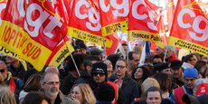 Selon la CGT, quelque 180 cortèges ont défilé dans les villes de France contre le plan de départs volontaires pour les fonctionnaires, l'introduction d'une rémunération au mérite et le recours accru aux contractuels.