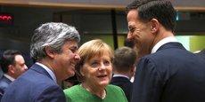 Le sommet européen du 22 et 23 mars s'est achevé par une rencontre entre les 19 membres de la zone euro.