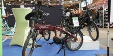 Le Salon du 2 roues a eu lieu du 2 au 4 mars à Lyon.