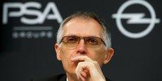 Carlos Tavares veut rationaliser l'appareil industriel d'Opel pour le rapporter aux mêmes standards de compétitivité atteints par les sites de PSA.