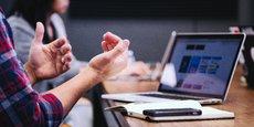 La plupart des jeunes cadres dirigeants a un avis positif, à 97% de l'innovation, du collaboratif et du digital.