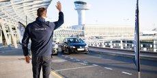 Blue Valet propose ses services dans 25 aéroports et gares de France et de Belgique