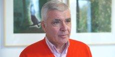 Michel Lescanne, PDG du groupe Nutriset.