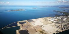 Le port de Lekki passera d'une capacité initiale de containers de 1,5 million d'EVP à une capacité de 2,7 millions EVP et à 4,7 millions EVP sur le long terme.