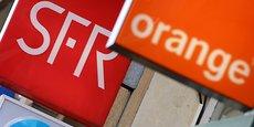 Orange compte désormais 14.981 sites 4G en métropole, devant SFR (filiale du groupe Altice), avec 14.977, Bouygues Telecom en ayant pour sa part 14.828 alors que Free, propriété d'Iliad, est désormais à 10.258 sites.
