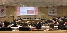 L'assemblée générale de l'Agence de développement et d'innovation Nouvelle-Aquitaine a fait le plein dans les murs du Conseil régional