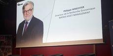 Philippe Waechter au Forum de l'économie 4.0
