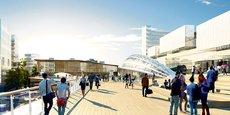 Le financement de la passerelle Pleyel entre l'actuelle gare du RER D de Saint-Denis et celle du futur Grand Paris Express a été acté fin juin.