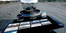 La réalité virtuelle développée par Meshroom VR pour la validation de prototype s'appuie sur le moteur Unreal Enfine et le casque HTC Vive.