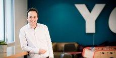 Co-fondateur et directeur général de Younited Credit (ex-Prêt d'Union), Geoffroy Guigou a obtenu le premier agrément d'établissement de crédit en 15 ans.