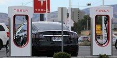 Le top niveau en la matière, ce sont les superchargeurs de Tesla, réservés aux clients de la marque américaine. D'une puissance allant jusqu'à 150 kW, ils permettent de récupérer jusqu'à 270 km d'autonomie en moins d'une demi-heure. On en compte une cinquantaine en France.