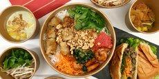 Mission Food développe déjà deux concepts: Mission Saigon, de la cuisine vietnamienne qui voyage bien tout en permettant de jouer avec les saveurs, et O Ke Kai - Poke Kitchen, de la cuisine hawaïenne qui peut afficher les mêmes vertus.